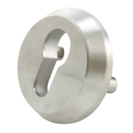 Stainless Steel High Security Escutcheon – 102
