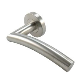 Stainless Steel #304 Arched Door Handle
