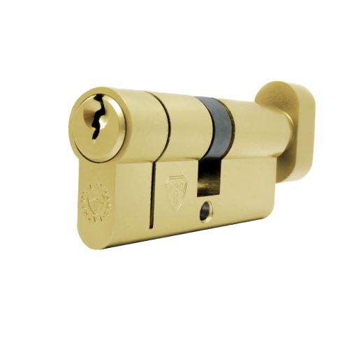 Brass Thumbturn Cylinder