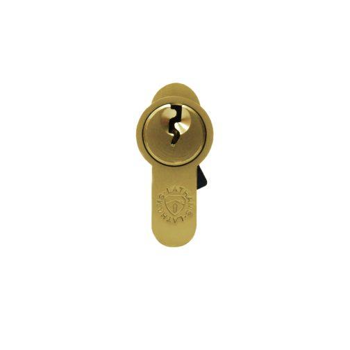 Brass Thumbturn Cylinder Front