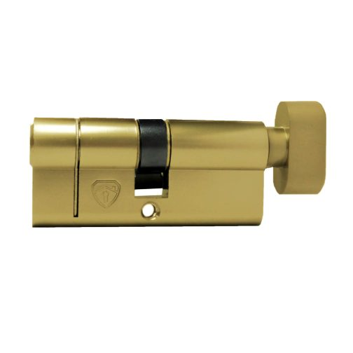 Brass Thumbturn Cylinder Side