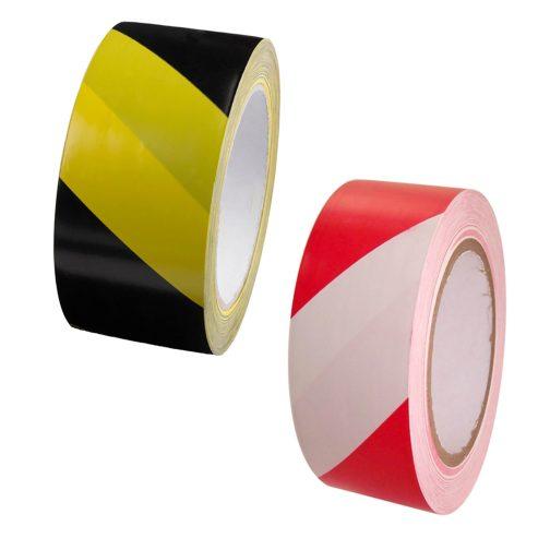 hazard tape range