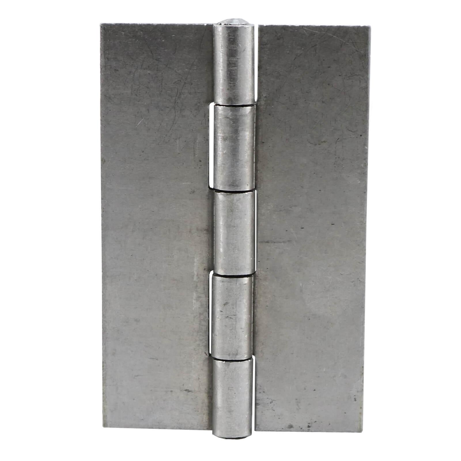 Steel Weld on Butt Hinge – Light Duty