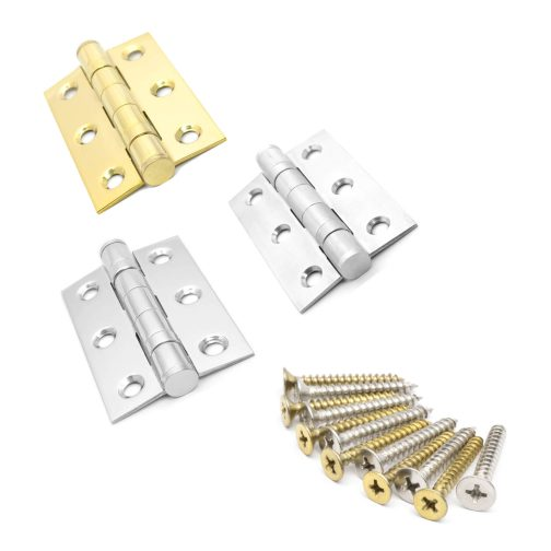 3x2 Hinge range with screws