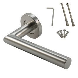 Stainless Steel #304 Mitred Door Handle