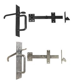 Medium Suffolk Latches – Long Thumb Piece