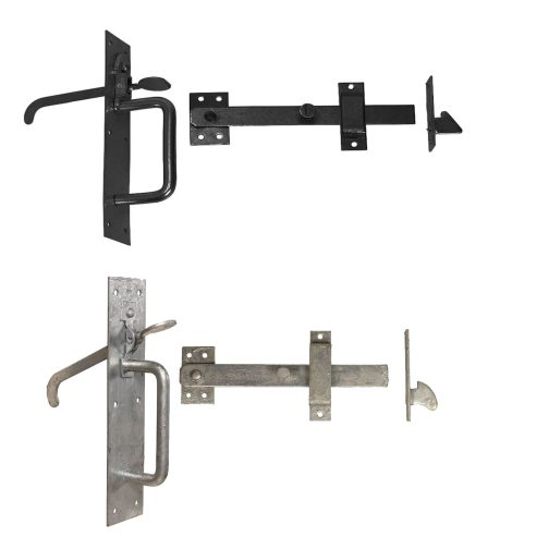 Medium suffolk latch range