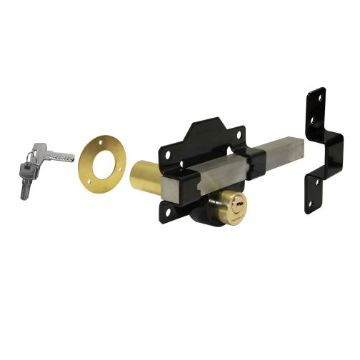 double throw lock