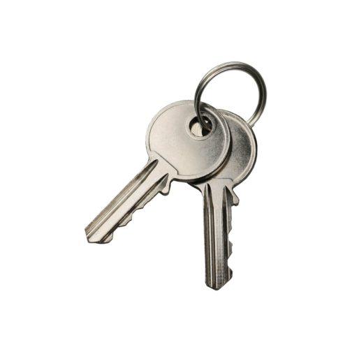 Bullet Lock Extra Keys
