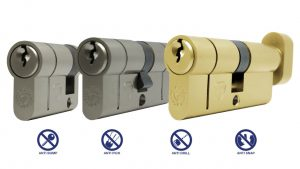 The Ultimate Guide to Euro Cylinder Locks