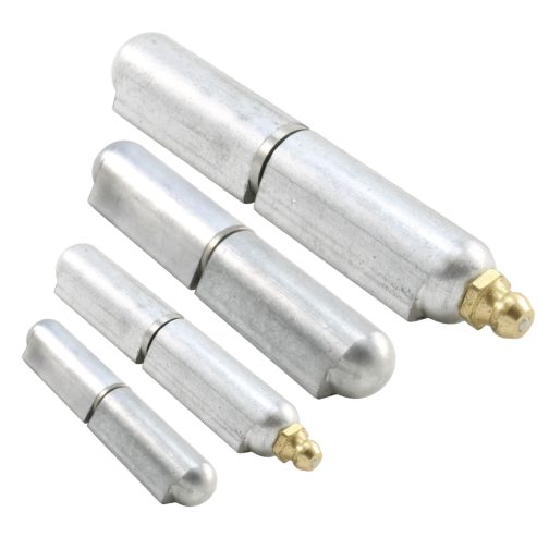 Aluminium weld on hinge