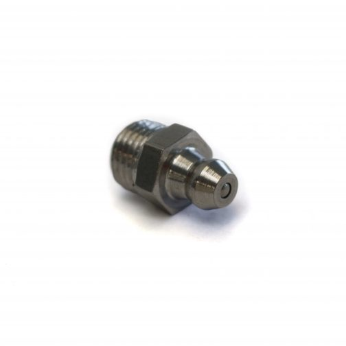 M10x1 304 Steel Nipple