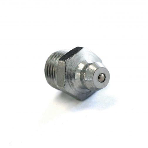 M10x1 Mild Steel Nipple