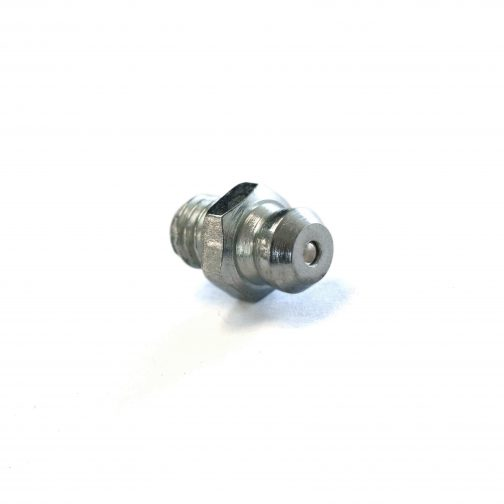 M8x1 mild steel nipple