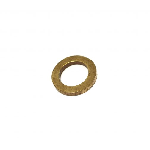 16x10x2.5 Brass washer